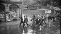 Demonstration gegen das FDJ-Verbot in Schwenningen 1951