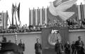 Bilder von den Weltfestspielen der Jugend und Studenten 1951 in Ost-Berlin